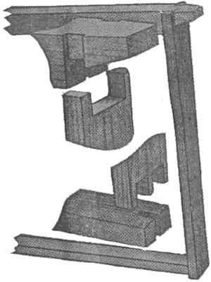 Hoffmanov okvir, Rootova izrada