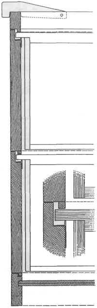 Detalj izjmena kod nastavka LR košnice