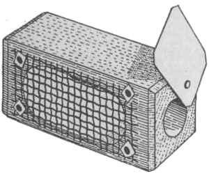 Običan kavez za maticu